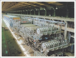 steel cold mill plant