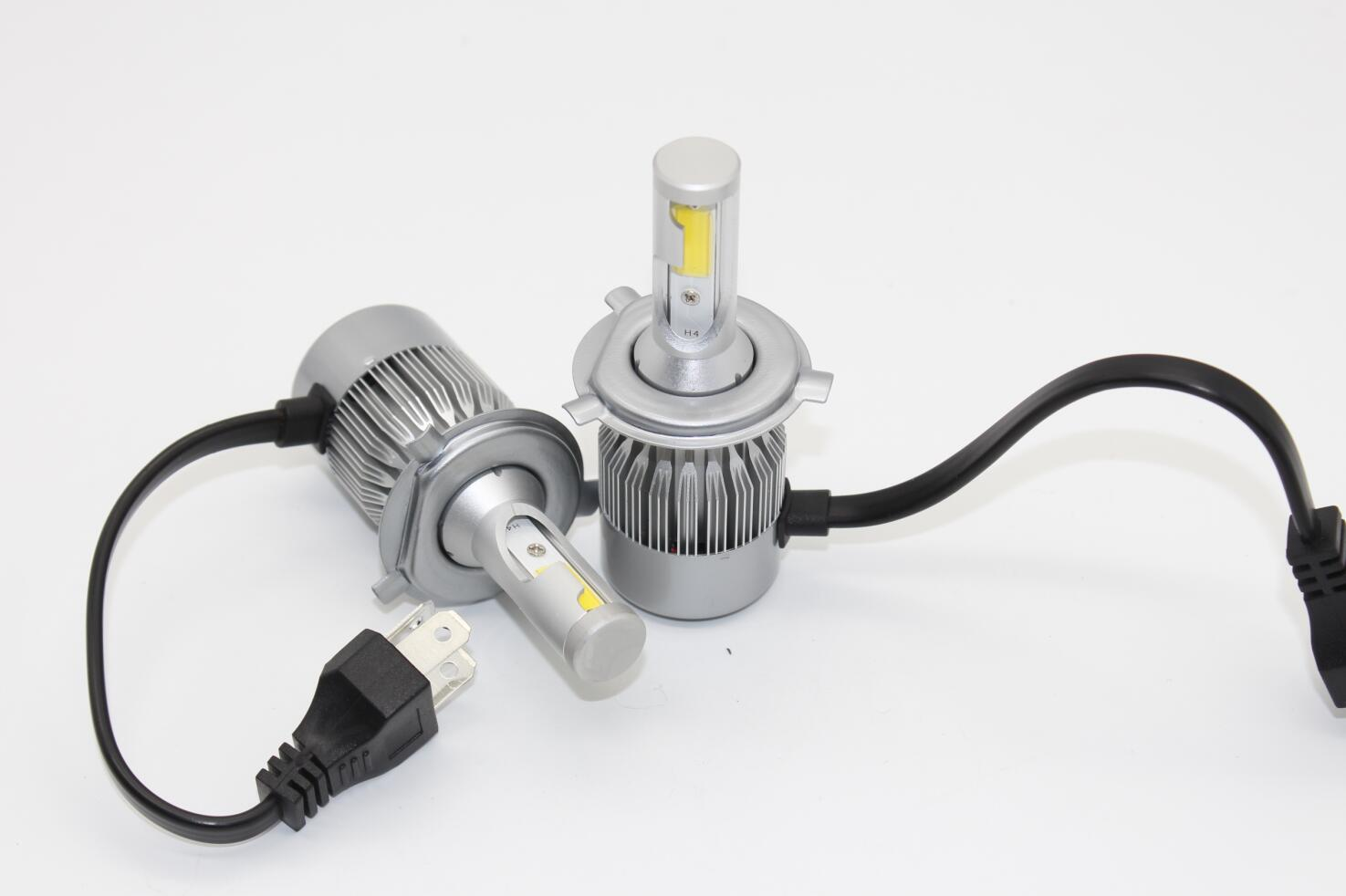 2016 New 12V 40W H1 Car LED Headlight