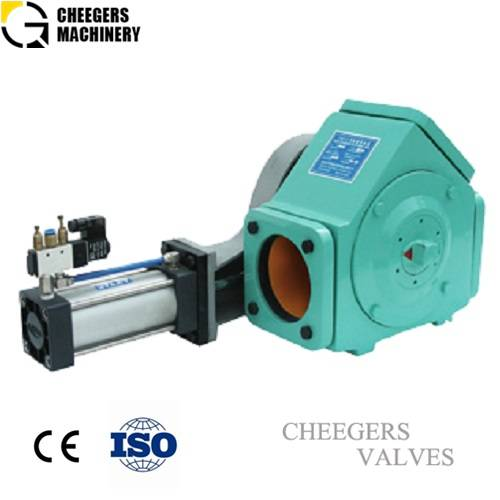 Two Way Valve for Bulk Conveying System