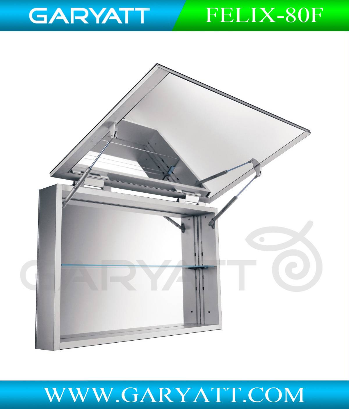 mirror cabinet felix80sf