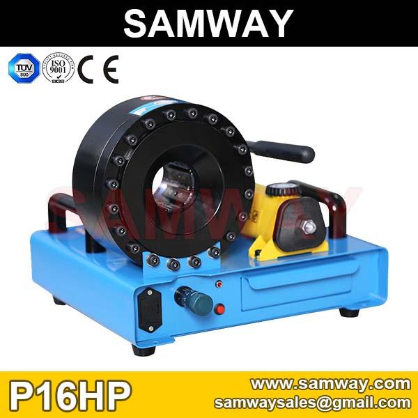 samway P16HP Crimping Machine