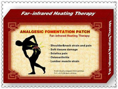 Far Infrared& Anion Healthy Patch