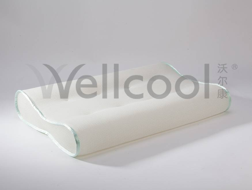 washable and breathable 3d mesh pillow with top quality