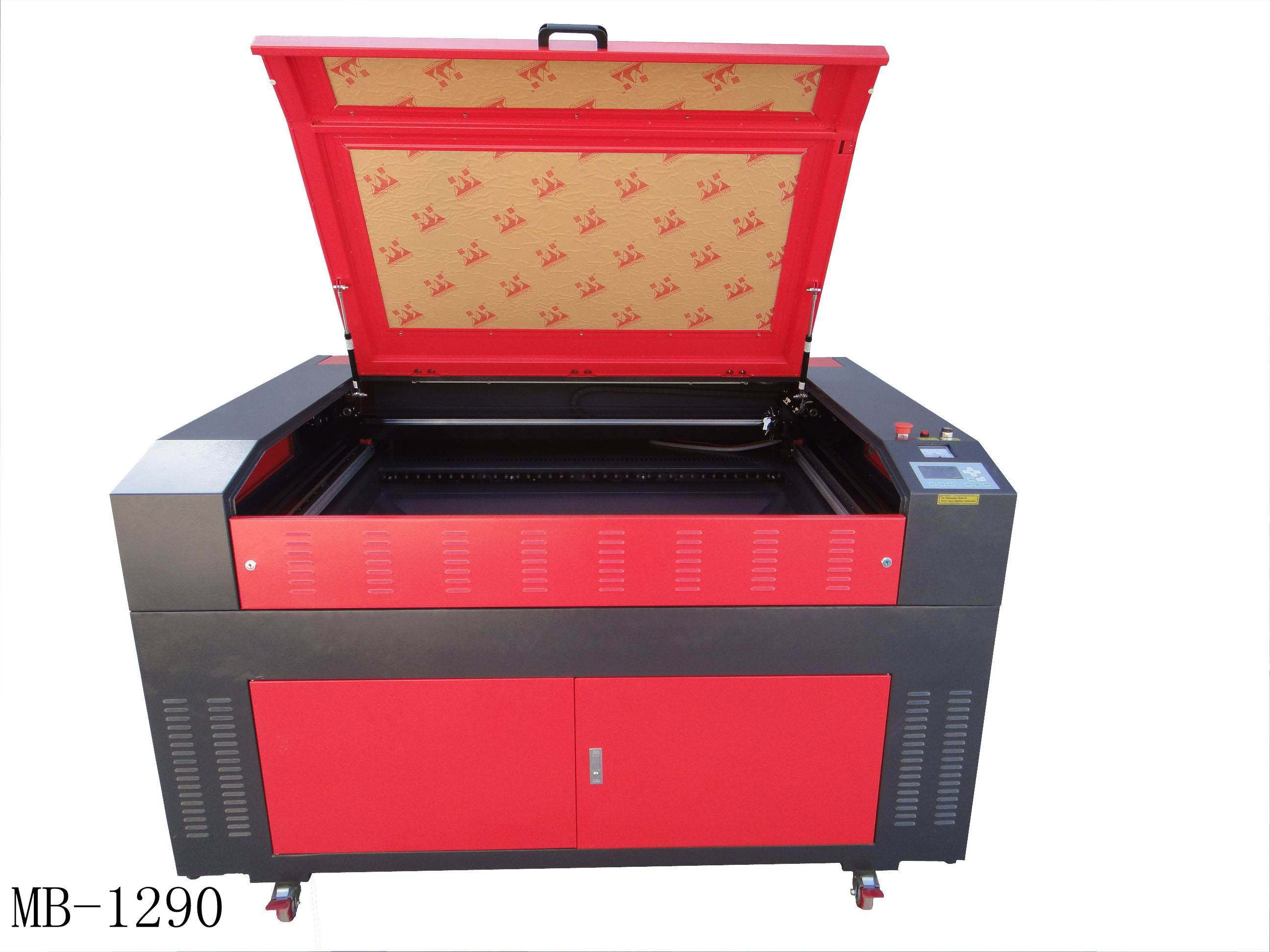 Hot!!! Jinan MB-1290 Laser Cutting Machine
