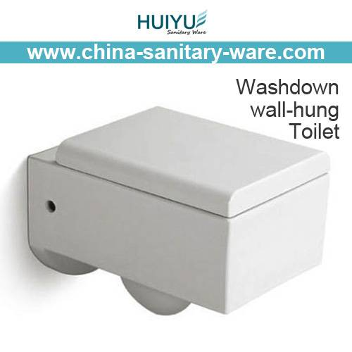 Sanitary Ware back to wall toilet