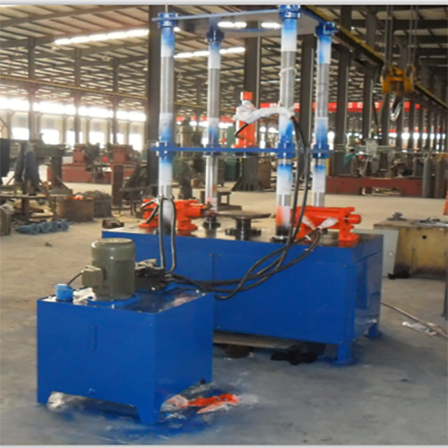 Four-pillar Single-head Sealing Machine