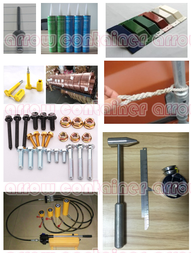 container consumables