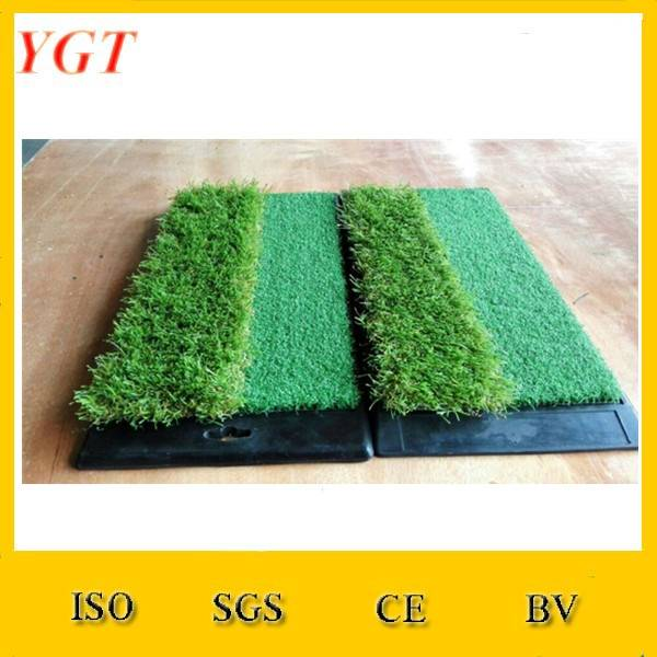 swing training golf putting mat customized