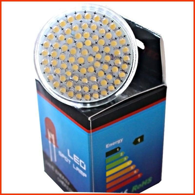 GU10 LED Bulb Spot Light