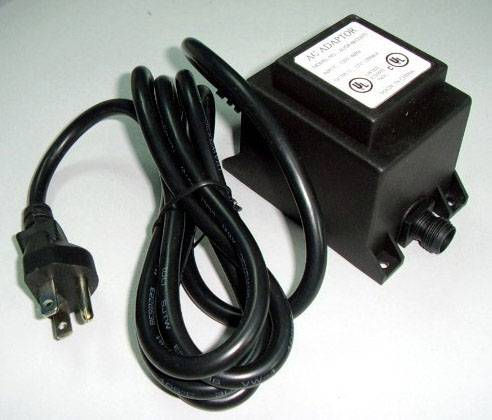 Power supply with waterproof used for outdoor