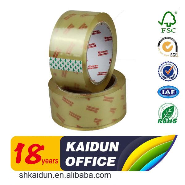 Pre printing bopp adhesive tape