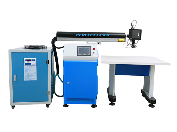 Automatic Aluminum Channel Letter Laser Welding Machine