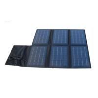 60W Folding Solar Panel Laptop Mobile Phone Car Charger