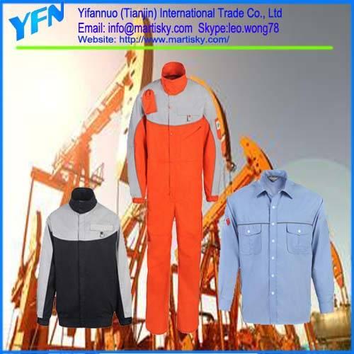 Reflective safety flame-retardant clothing Flame retardant workwear