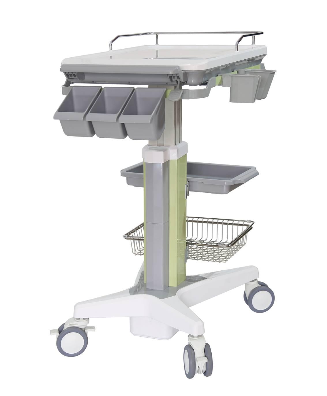 Nurse Treatment Cart