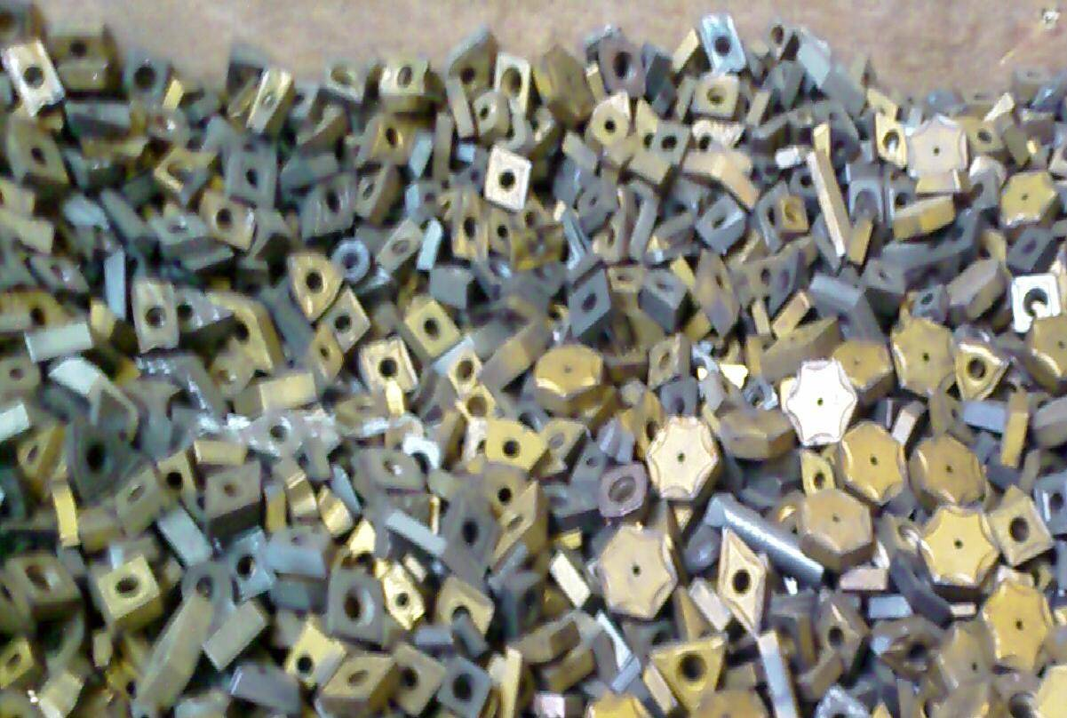 Carbide Insert Scrap