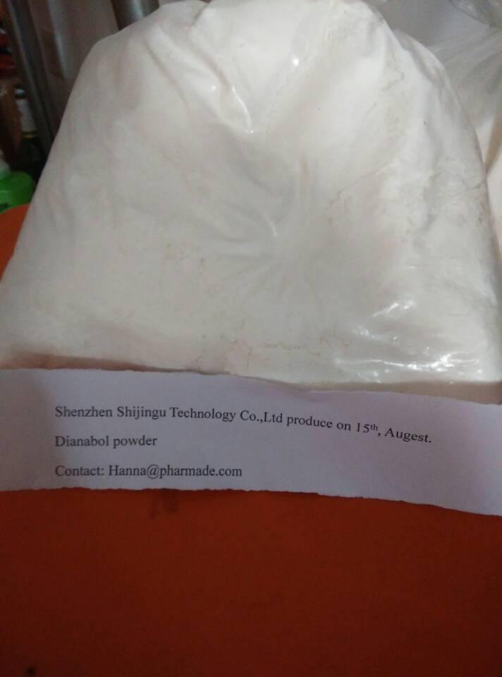 Dianabol Dbol Methandienone orall anabolic raw steroids