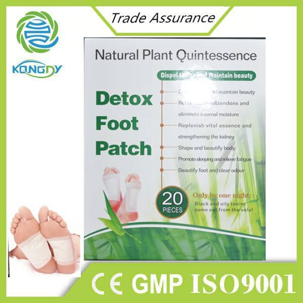 Direct Factory OEM&ODM Manufacturer Natural Detox Foot Patch
