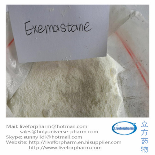 Exemestane Aromasin For treating breast cancer CAS 107868-30-4