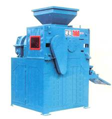 Coal pressure ball machine series equipment