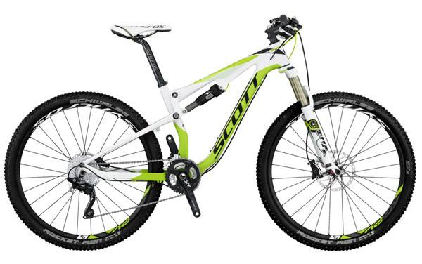 2014 Scott Contessa Spark 700 RC Mountain Bike