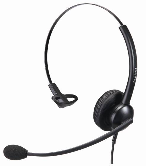 Telephone Headset for Call Centers
