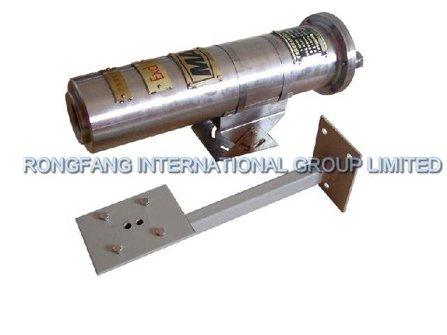Hot Sales Explosion proof stainless steel CCTV Camera for use in Hazardous Areas at Marine