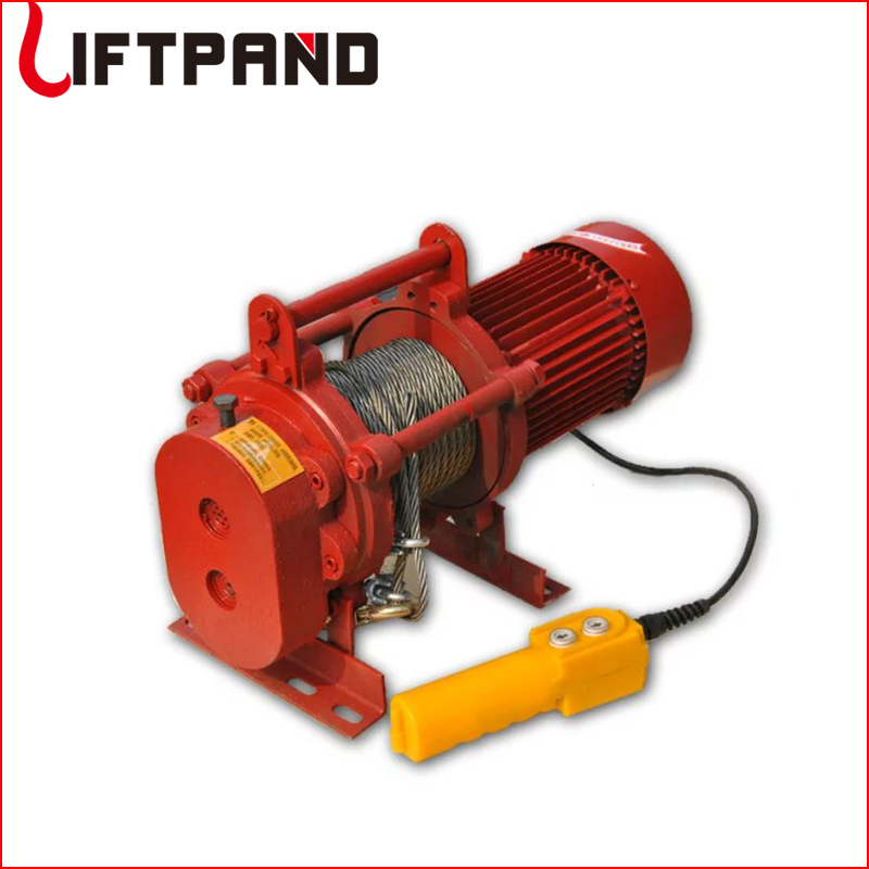 Multifunctional Electric winch KCD
