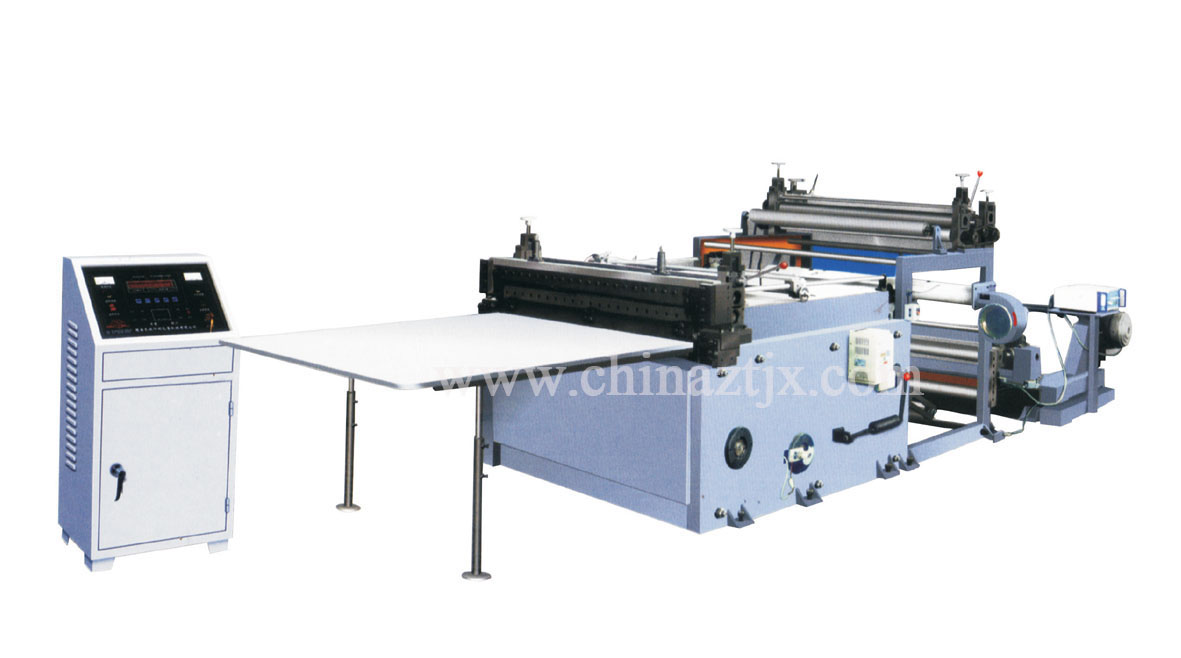 ZHQ Computer Control Paper Cross Cutting Machine