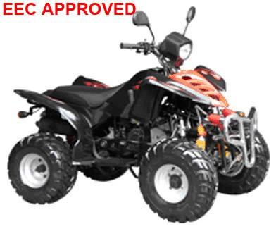 Gas-Powered EEC ATV WZAT1501EEC