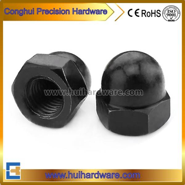 Carbon Steel Hex Cap Nut Acorn Nut