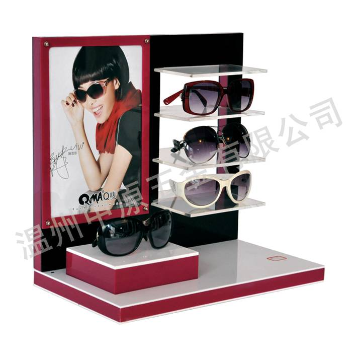 Optical eyeglasses sunglasses eyewear display stand ZY0201118
