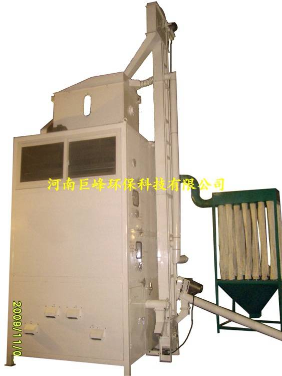 Electric separator for mineral sorting