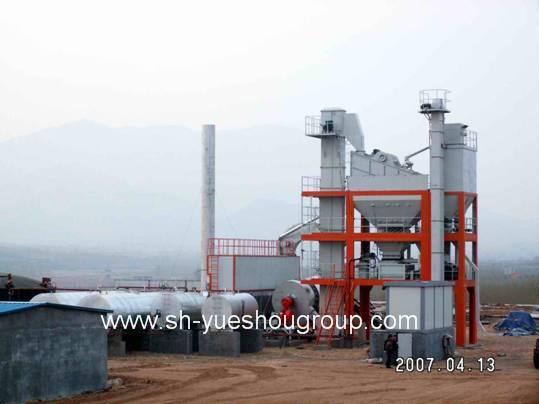 Asphalt Mixing Plant (LBP3000)