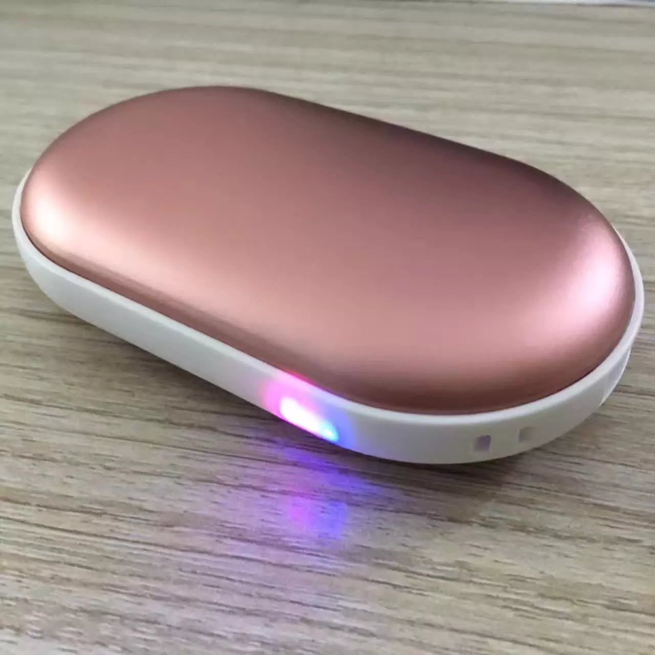 power bank 5600mAh heating handwarmer power bank for smartphone mobile phone