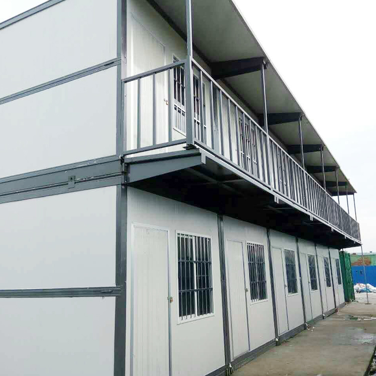 High Quality 20FT Multipurpose Prefab Container House for Office/Camp/Living