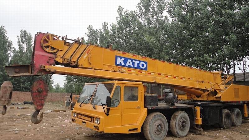 NK500E-V used truck crane for sale in low price with high quality