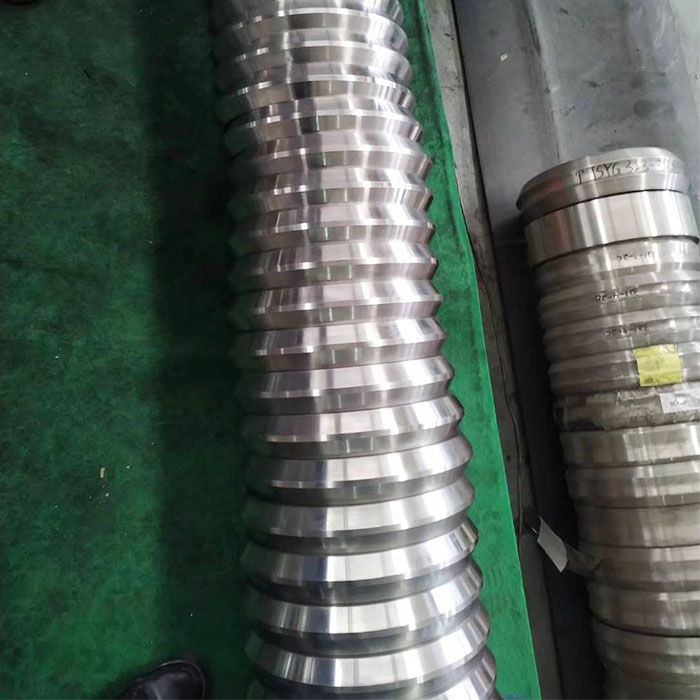 High Performance High Speed Steel Roll Ring