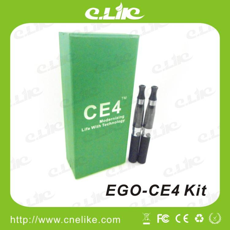 2013 Newest & Hottest Electron Cigarett EGO-CE4 CE4 Clearomizer Long Wick /Short Wick