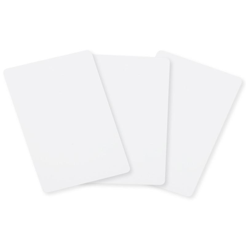 RFID UHF Passive PVC Long-Distance 9662 White Card IC Card Electronic Tag Aikeyi Technology