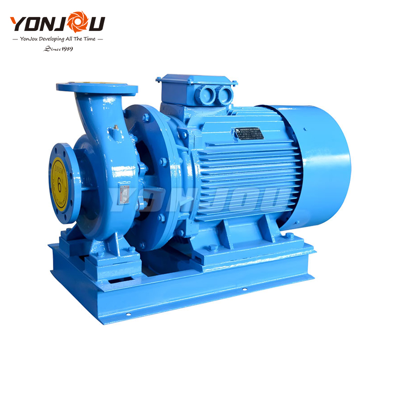ISW series pipe centrifugal pump