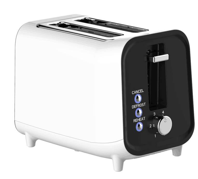 Timma Cool-Touch 2-Slice Toaster TM-2006