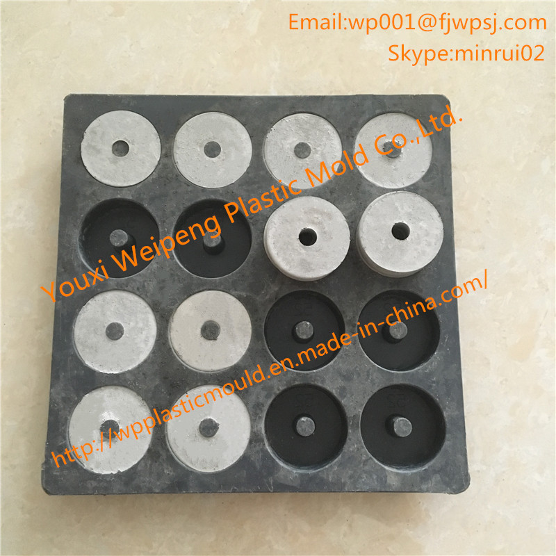 Concrete Block Spacer Mould ( YB5216-YL) for High-speed Railway