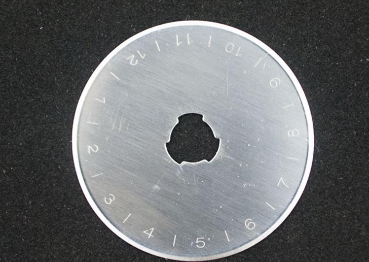 Tungsten Carbide 28mm Rotary Cutter Blade