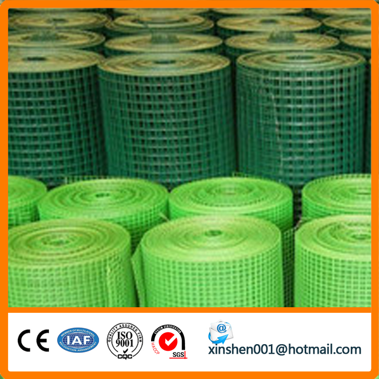 PVC coated welded wire mesh in anping