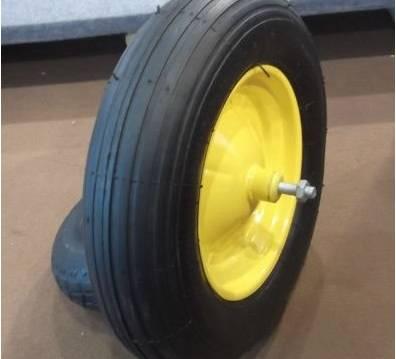 pneumatic wheelbarrow tire and handtruck tire 4.00-6
