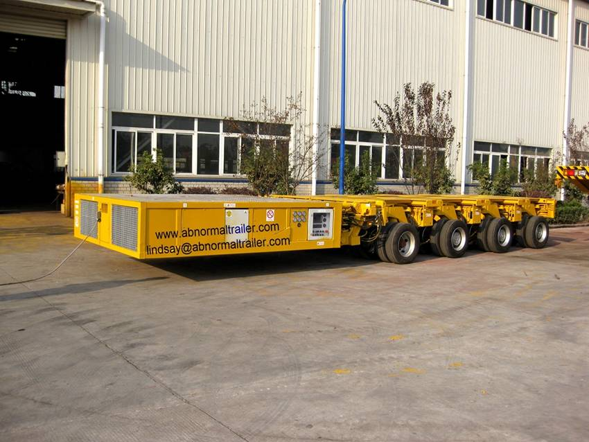 China trailer supplier
