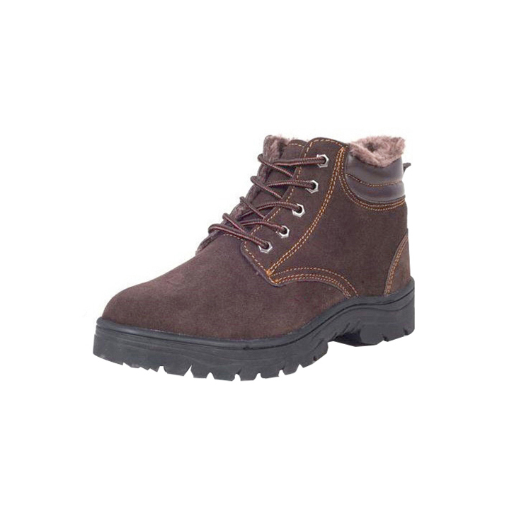 Anti-Punture Industrial Safety Shoes Winter Safety Shoes