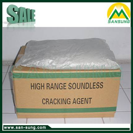 High Range Soundless Expansive Mortar