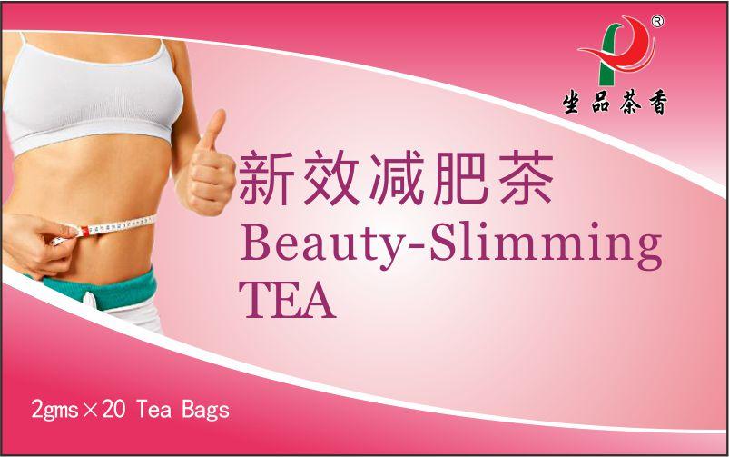 Chinese Herbal Beauty-Slimming Tea bag